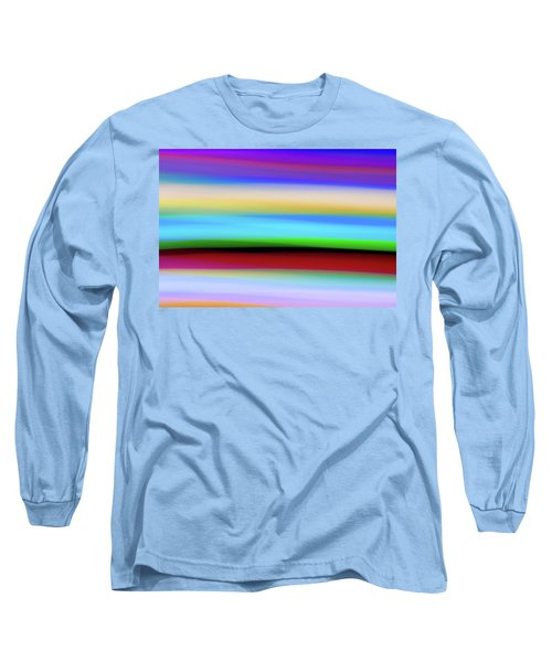 Long Sleeve T-Shirt featuring the photograph Speed Of Lights by Shara Weber