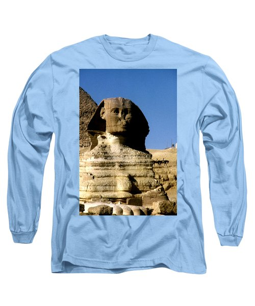 Sphinx Long Sleeve T-Shirt