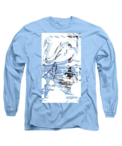 Spirit Animal . Swan Long Sleeve T-Shirt