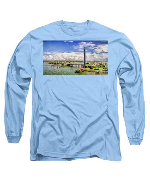Splendid Bridge Long Sleeve T-Shirt