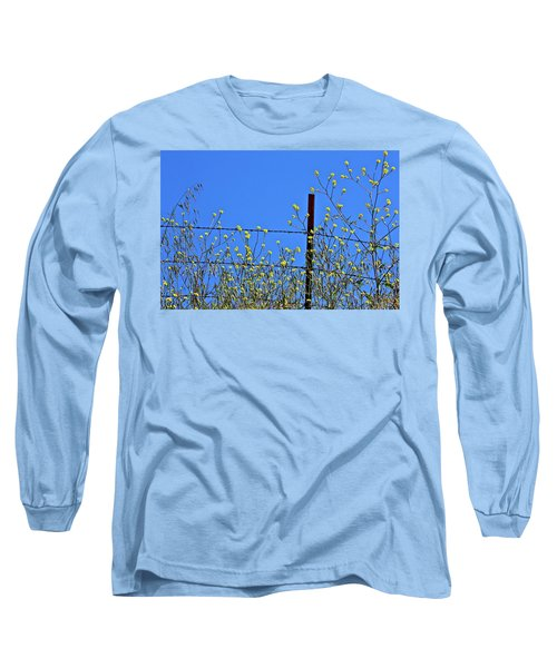 Spring In The Country Long Sleeve T-Shirt