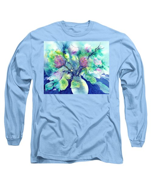 Spring Is In The Air - Flower Bouquet Long Sleeve T-Shirt