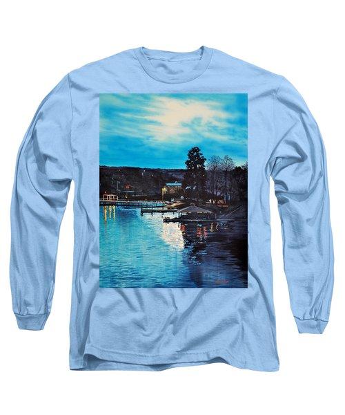 Spring Lake Nocturn Long Sleeve T-Shirt