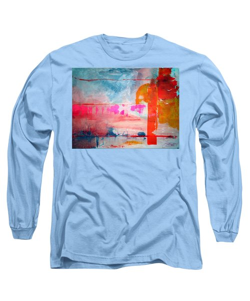 Spring Light North Wind Long Sleeve T-Shirt