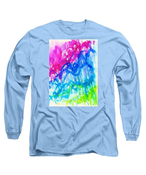 Intuition Long Sleeve T-Shirt by Martin Cline