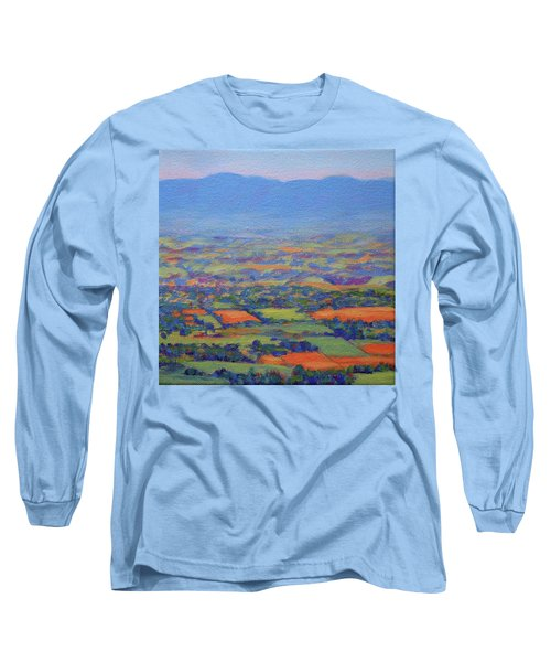 Spring Patchwork 3 Long Sleeve T-Shirt