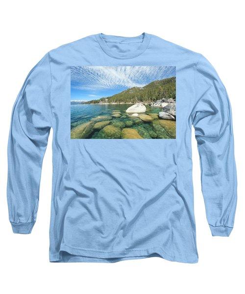 Spring Shores  Long Sleeve T-Shirt
