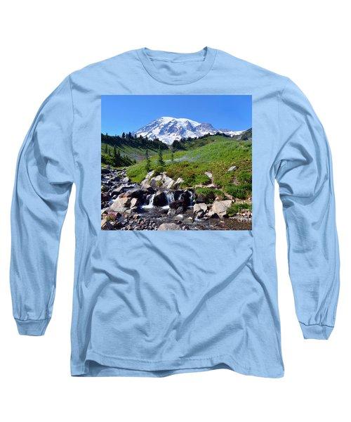 Springtime At Paradise 3 Long Sleeve T-Shirt