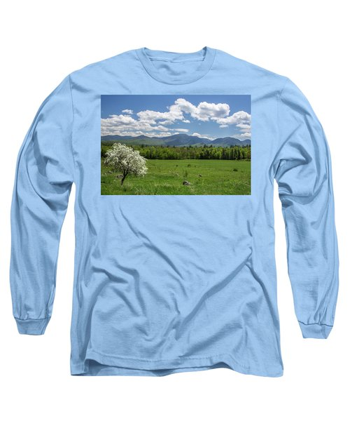 Springtime In Sugar Hill Long Sleeve T-Shirt