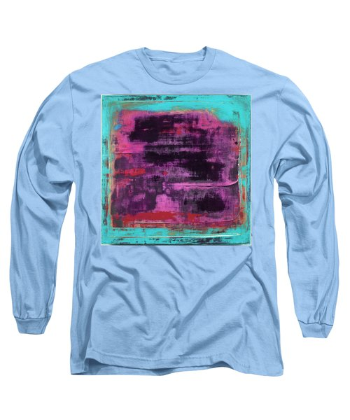 Art Print Square1 Long Sleeve T-Shirt
