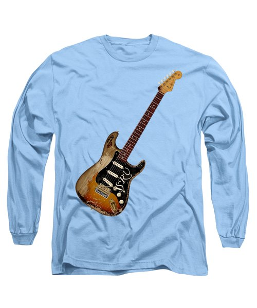 Srv Number One Long Sleeve T-Shirt by WB Johnston
