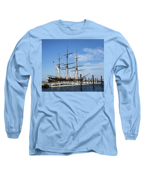 Ssv Oliver Hazard Perry Long Sleeve T-Shirt