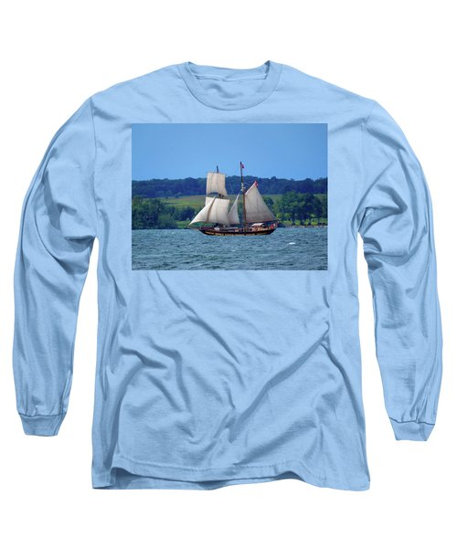 St. Lawrence II  Long Sleeve T-Shirt