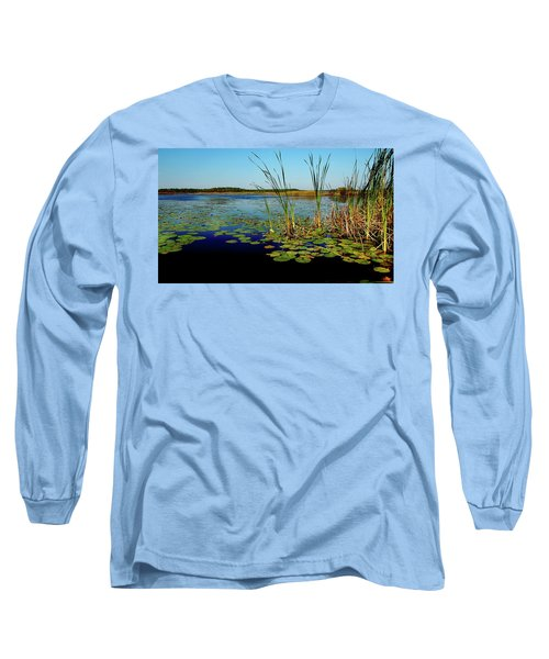 St. Mark's Lake Long Sleeve T-Shirt
