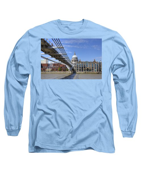 St Paul's Cathedral Long Sleeve T-Shirt