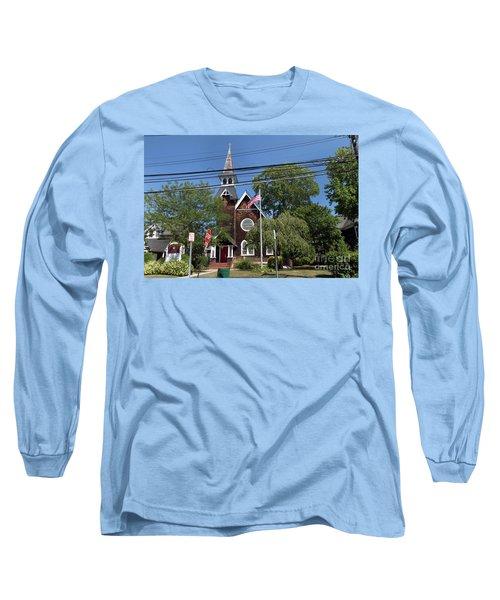 St Pauls Episcopal Church Patchogue Long Sleeve T-Shirt