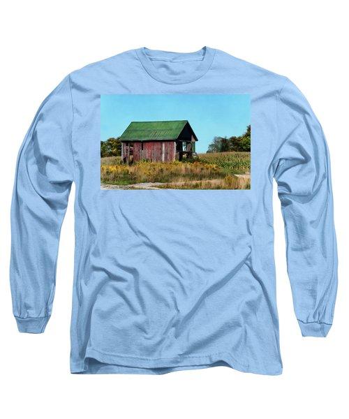 Standing Silent Long Sleeve T-Shirt