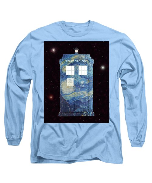 Starry Starry Night Long Sleeve T-Shirt