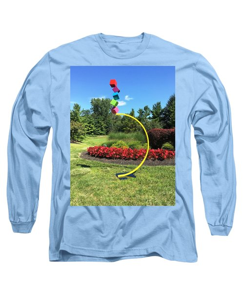 Steadiness Long Sleeve T-Shirt