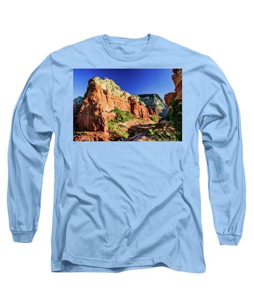 Steamboat 07-158 Long Sleeve T-Shirt by Scott McAllister