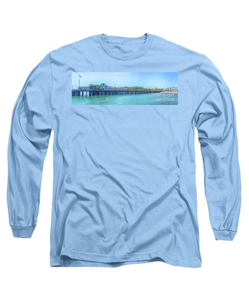 Stearns Wharf Long Sleeve T-Shirt