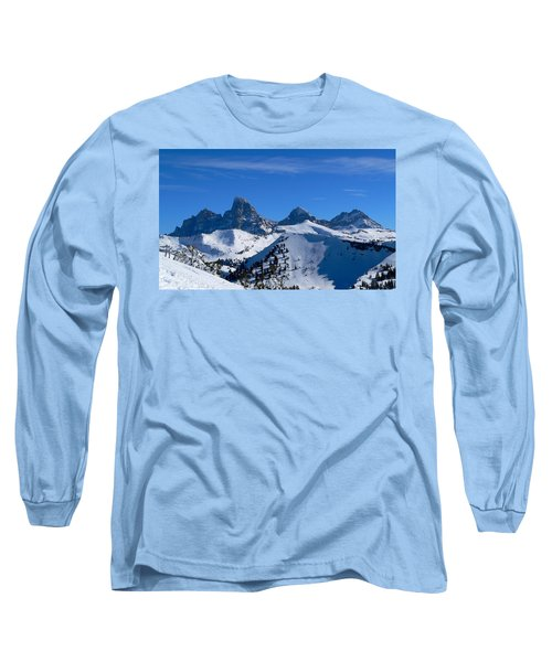 Steve Baugh Bowl Long Sleeve T-Shirt by Eric Tressler