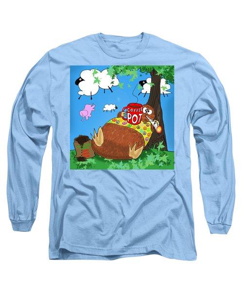 Stonedolino Long Sleeve T-Shirt