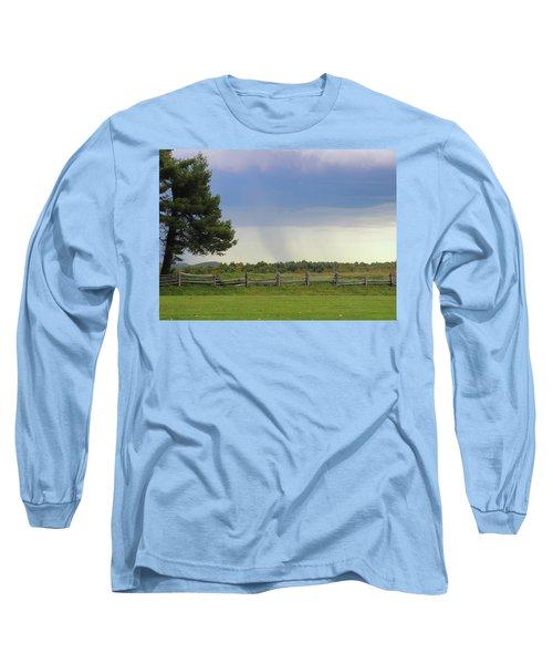 Storm At 258.6 Long Sleeve T-Shirt