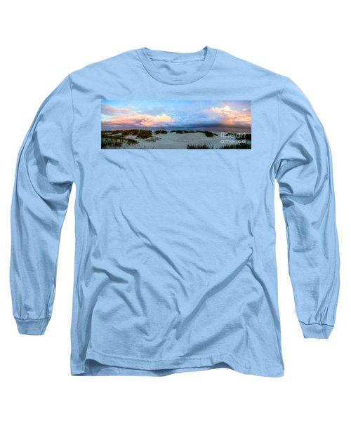 Storm Of Pastels Long Sleeve T-Shirt