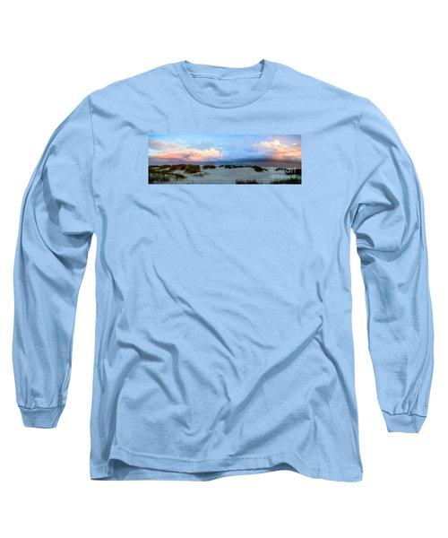 Storm Of Pastels Long Sleeve T-Shirt