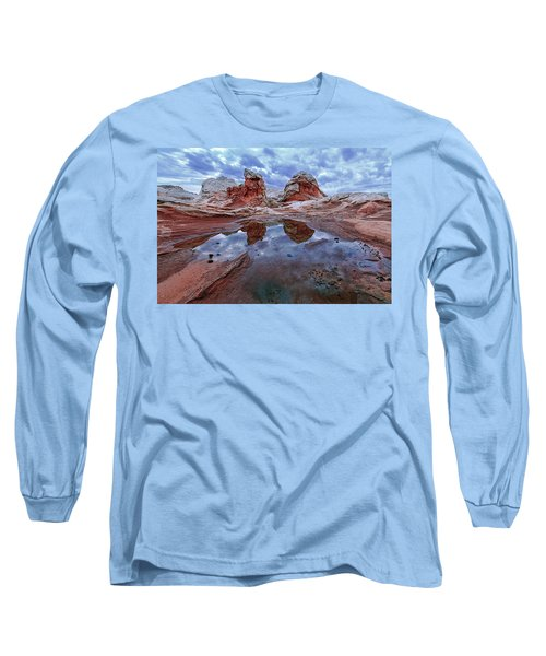Stormy Reflection Long Sleeve T-Shirt