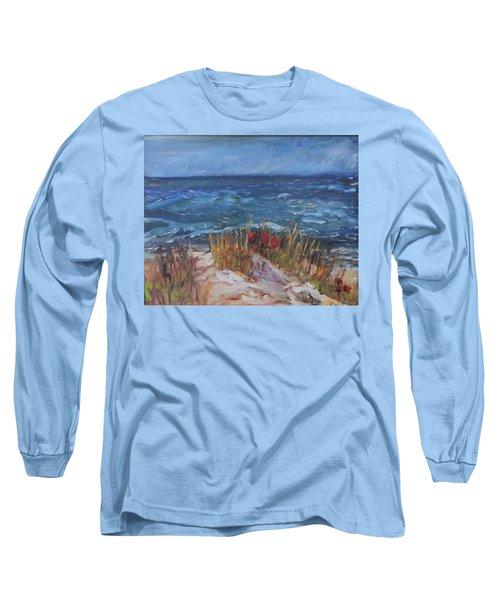 Strangers On The Shore Long Sleeve T-Shirt