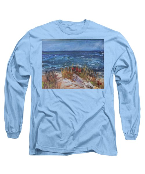 Strangers On The Shore Long Sleeve T-Shirt