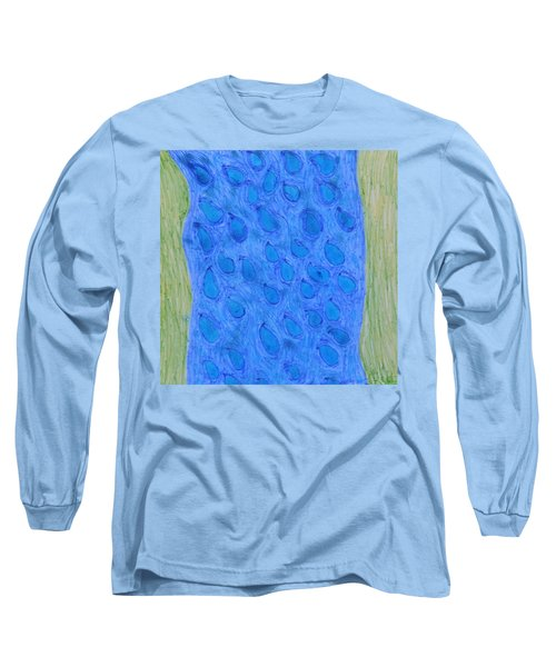 Stream Of Blessings Long Sleeve T-Shirt
