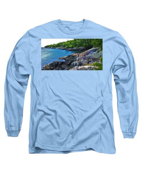 Stream To Sea Long Sleeve T-Shirt
