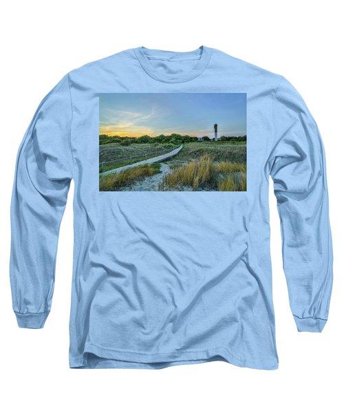 Sullivan's Island Evening Long Sleeve T-Shirt