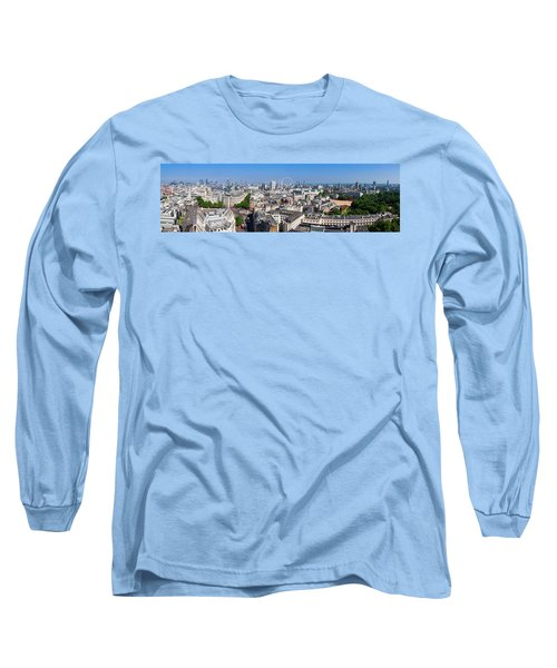 Sumer Panorama Of London Long Sleeve T-Shirt