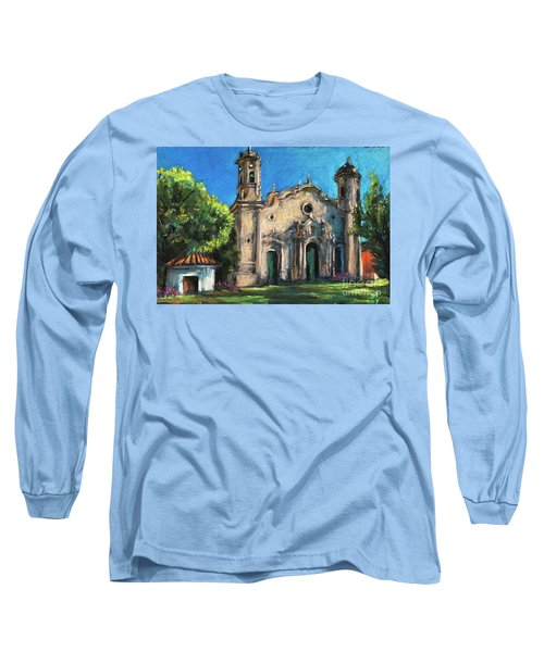Summer Church Long Sleeve T-Shirt