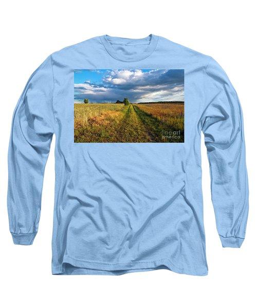 Summer Sound Long Sleeve T-Shirt
