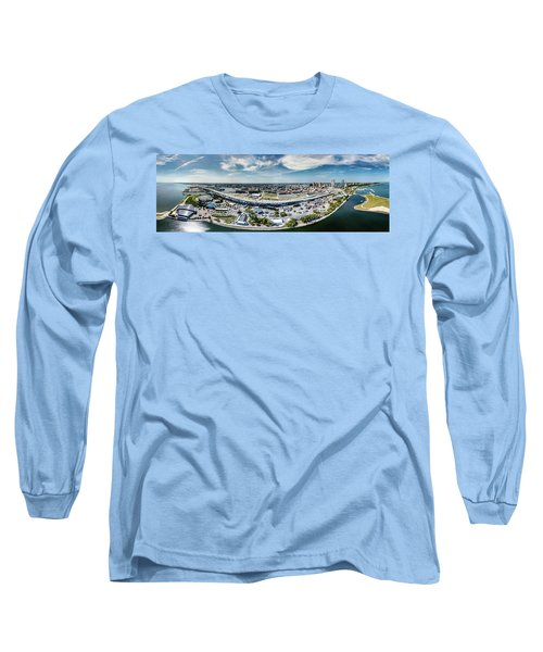 Summerfest Panorama Long Sleeve T-Shirt
