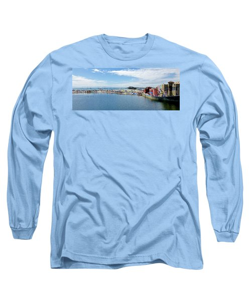 Summers End Capitola Beach Long Sleeve T-Shirt