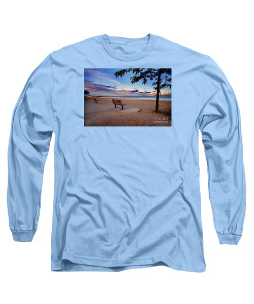 Long Sleeve T-Shirt featuring the photograph Summers Over by Randall  Cogle