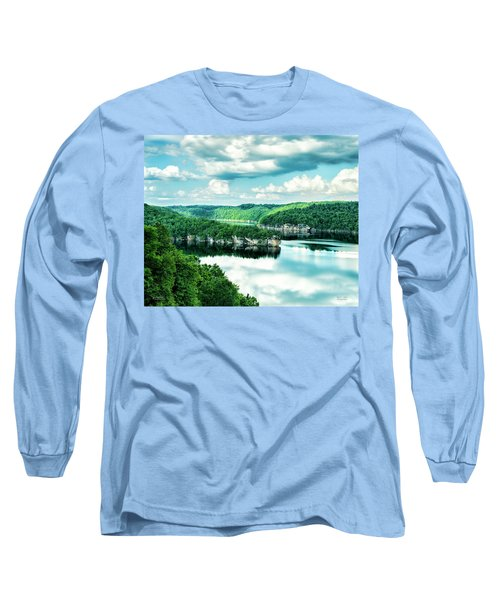 Summertime At Long Point Long Sleeve T-Shirt