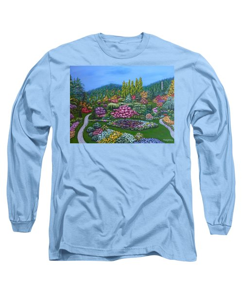 Sunken Garden Long Sleeve T-Shirt