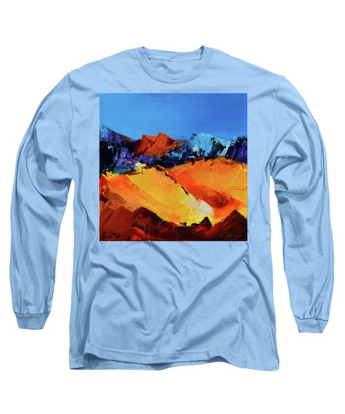Sunlight In The Valley Long Sleeve T-Shirt