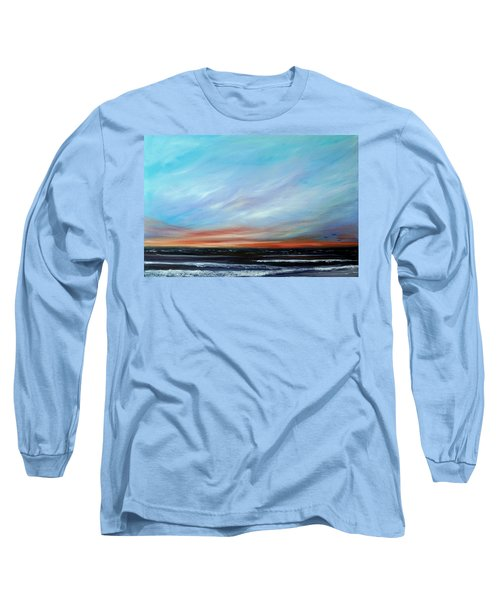 Sunrise And The Morning Star Eastern Shore Long Sleeve T-Shirt