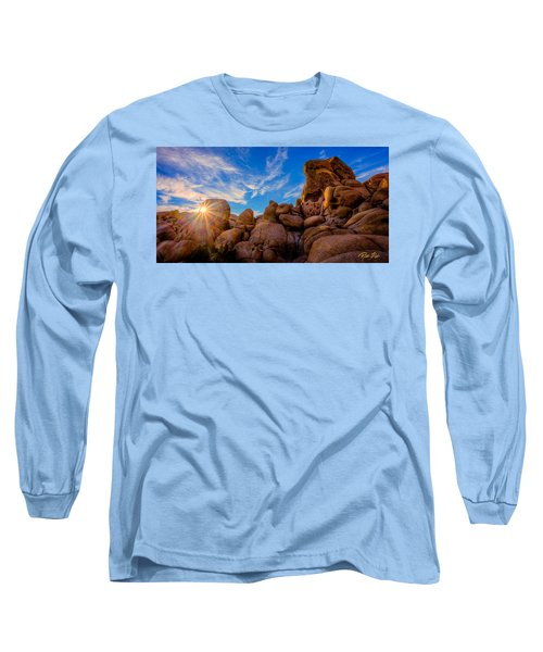 Sunrise At Skull Rock Long Sleeve T-Shirt
