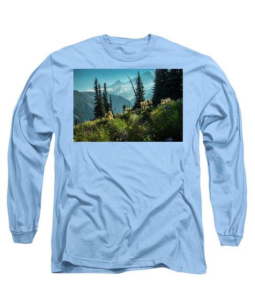Sunrise Heaven Long Sleeve T-Shirt