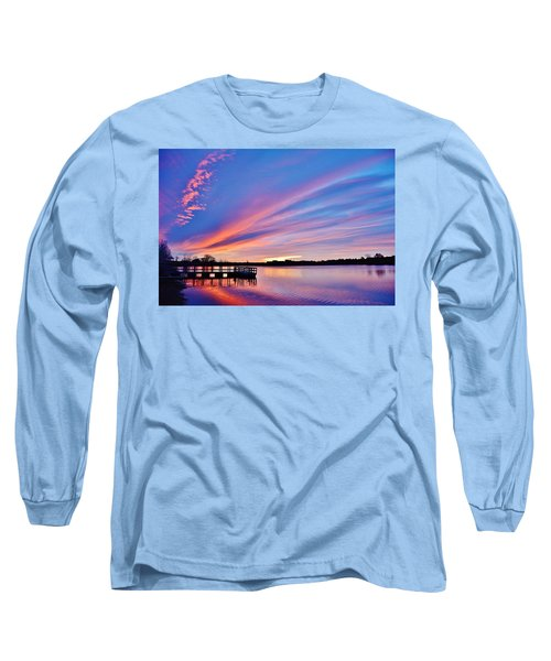 Sunrise Reflecting Long Sleeve T-Shirt