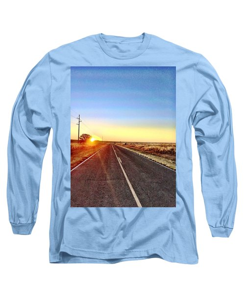 Sunrise Road Long Sleeve T-Shirt